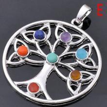 7 Perlen ReikiHalskette ☆Lebensbaum☆