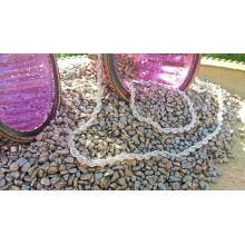 Gedrehte Seil-Ketten Schmuck-Set <3