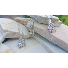 Romantische Meerjungfrau Halskette *Perle*