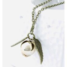 Harry Potter *der goldene Schnatz*Halskette