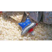 USA Stern-Flagge Halskette