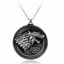 Game of Thrones Halskette 3D Medallion