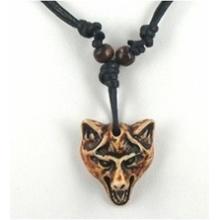 Wolf Halskette Talisman