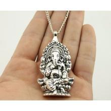 Buddhistischer Mönch Talisman Halskette *Elefant*