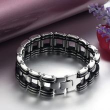Lässiges Stainless Steel Herren-Armband