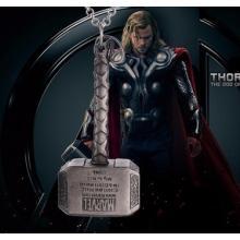 Avengers Mjolnir Thor Hammer Halskette