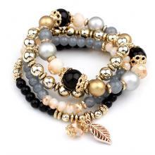 Perlen Armbänder Set