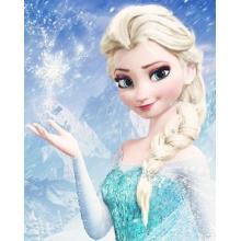Schneeflocke *Die Eiskönigin-Frozen* Halskette
