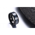 Keramik Carbon Herren-Ring